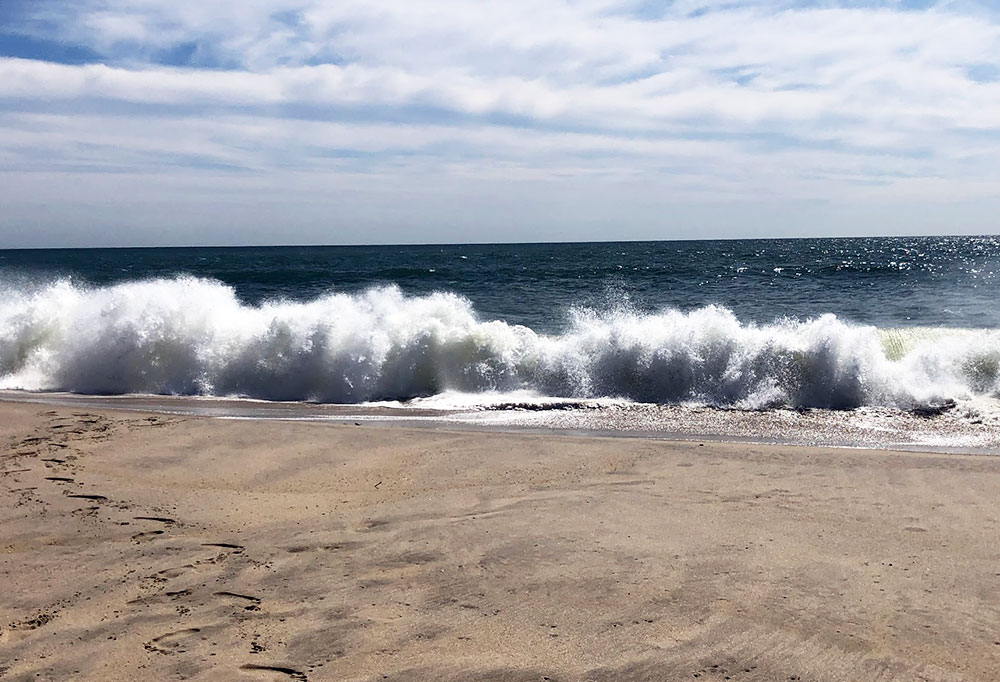Beach Waves | Nantucket, MA