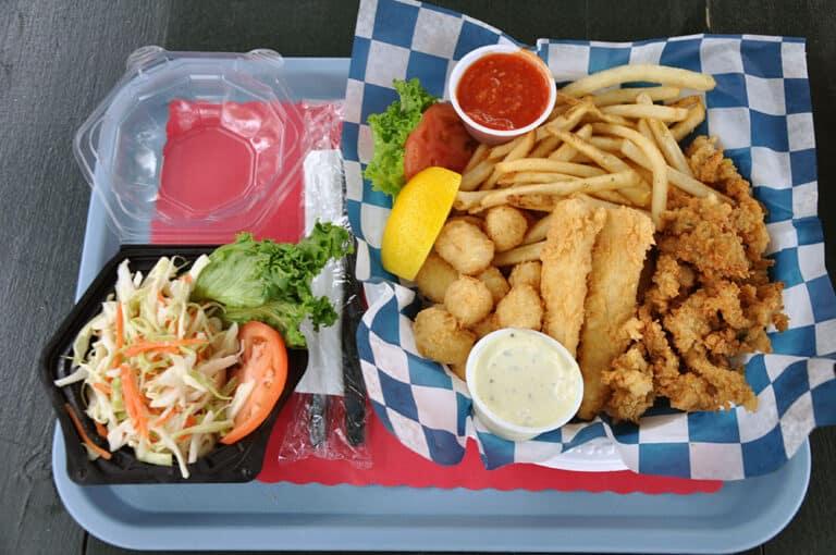 seafood sampler 768x510