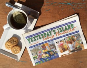 Yesterday's Island