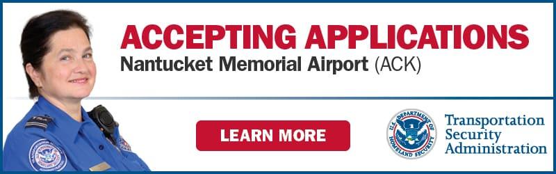TSA | Nantucket, MA