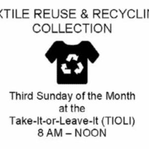 Take it or leave it | Nantucket, MA