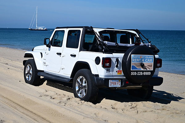nantucket jeep rentals 2
