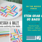 STEM Grab & Go Bag: Labyrinth or Maze | Nantucket, MA