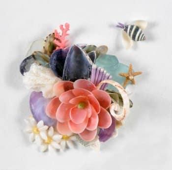 Sea Shell Flowers with Sandi Blanda