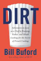 Author Talk: Bill Buford, 'Dirt'