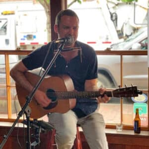 Live Music at the Crown
