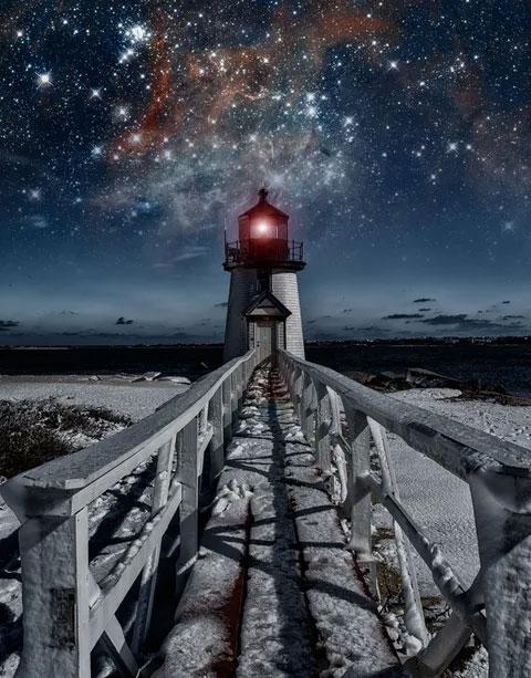 Stars & Senses Night Hike Maria Mitchell
