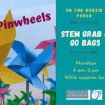 STEM Grab & Go Bag: Pinwheels
