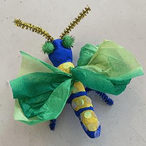 Art Grab & Go Bag: Glitterbug