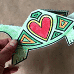 Story & Craft Grab & Go Bag: Turtle Paper Craft