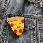 Teen Take-and-Make Kits - Pizza Pins