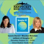Authors Laurie David and Heather Reisman