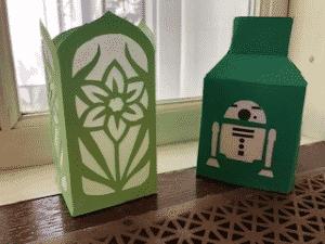Teen Take-and-Make Kits -Cut Paper Lanterns