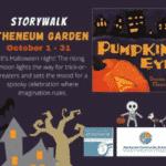 StoryWalk - Pumpkin Eye