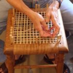 Drop In Chair Caning Gam with No Instruction